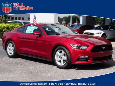 New Ford Mustang V6
