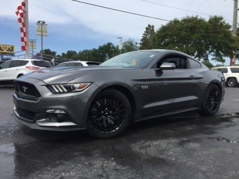 Pre-Owned 2015 Ford Mustang  2D Coupe