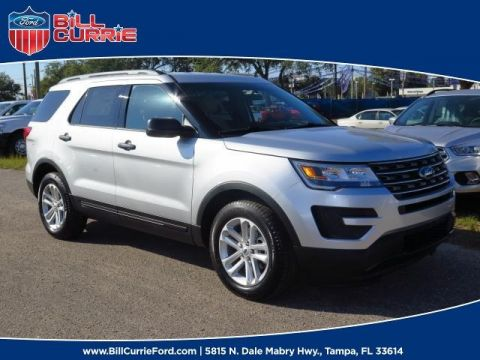 New Ford Explorer Base