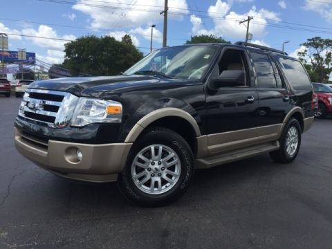 Certified Pre-Owned 2014 Ford Expedition XLT 4D Sport Utility