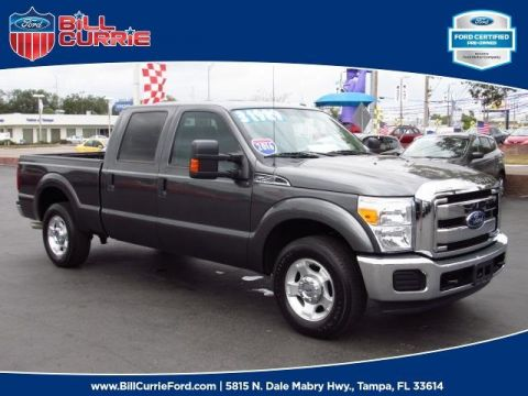 Certified Used Ford F-250SD XLT