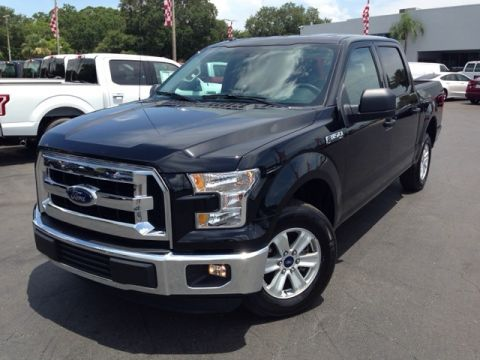 Certified Pre-Owned 2016 Ford F-150 XLT 4D SuperCrew