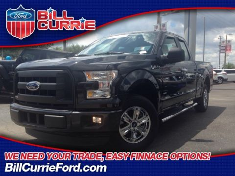 Certified Pre-Owned 2015 Ford F-150 XLT Super Cab