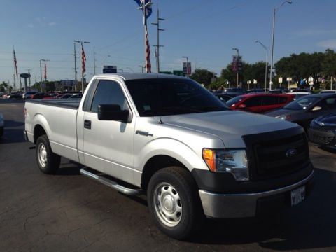 Pre-Owned 2014 Ford F-150  RWD XL, SINGLE CAB