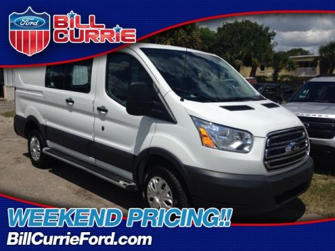Certified Pre-Owned 2015 Ford Transit-250 Base RWD 3D Low Roof Cargo Van