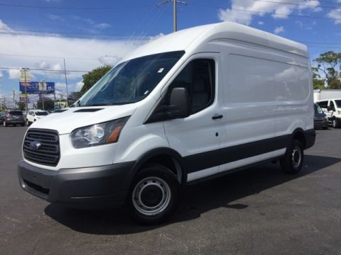 Certified Pre-Owned 2016 Ford Transit-250 Commercial RWD 3D High Roof Cargo Van