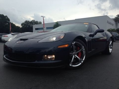 Pre-Owned 2013 Chevrolet Corvette Grand Sport 2D Coupe