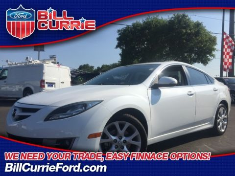 Pre-Owned 2011 Mazda6 S GRAND TOURING, NAVIGATION! Grand Touring FWD 4D Sedan