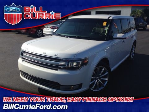 Certified Pre-Owned 2014 Ford Flex Limited 4D Sport Utility