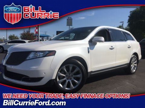 Pre-Owned 2014 Lincoln MKT EcoBoost 4D Sport Utility AWD