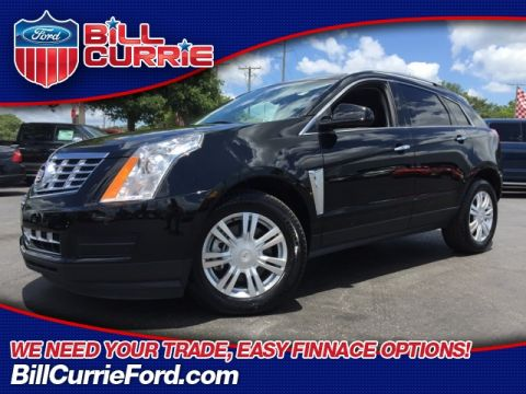 Pre-Owned 2016 Cadillac SRX Luxury 4D Sport Utility