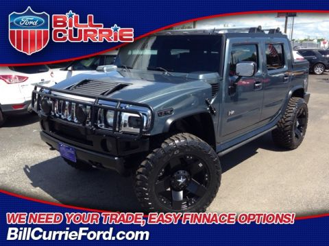 Pre-Owned 2005 Hummer H2 SUT LIFTED H U T! ROCK STARS! 4D Sport Utility 4WD