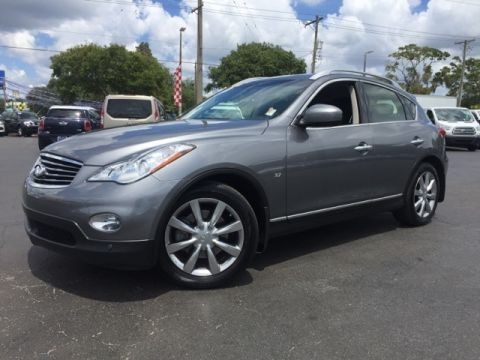 Pre-Owned 2015 Infiniti QX50 Journey 4D Sport Utility