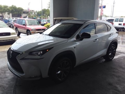Pre-Owned 2015 Lexus NX 200t AWD