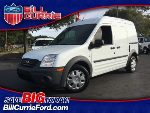 Pre-Owned 2011 Ford Transit Connect XL FWD 4D Cargo Van