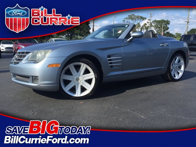 Used Chrysler Crossfire Limited