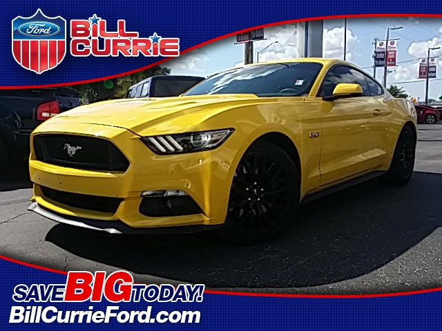 Used Ford Mustang GT Premium