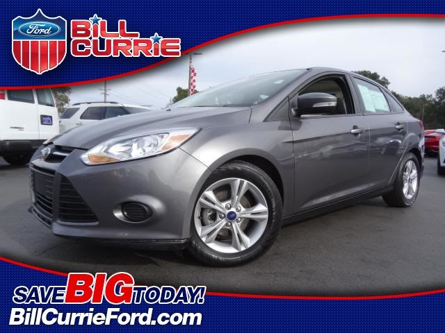 Certified Pre-Owned 2014 Ford Focus SE 4D Sedan