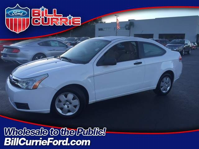 Used Ford Focus S