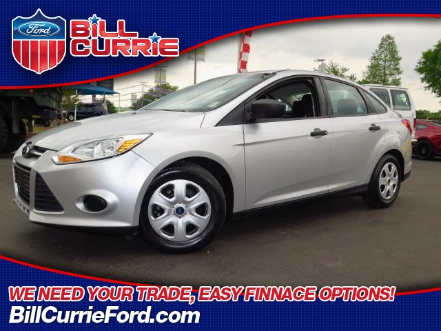 Certified Pre-Owned 2012 Ford Focus SPORT FWD 4D Sedan