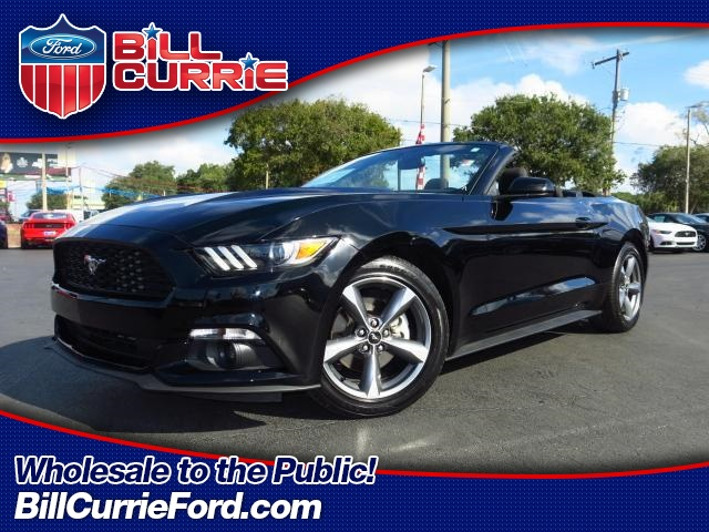 Certified Used Ford Mustang V6