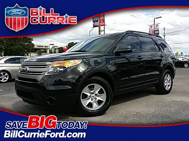 Certified Used Ford Explorer LEATHER