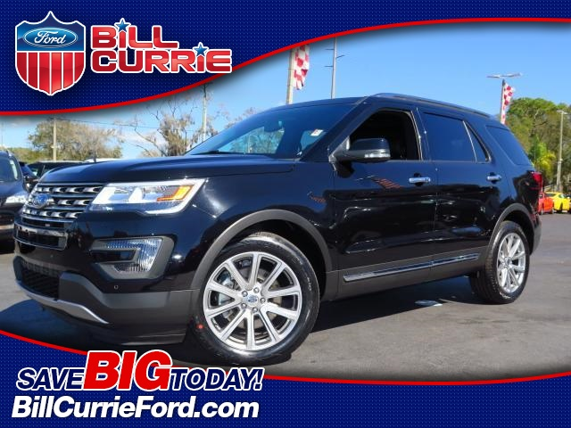 Certified Pre-Owned 2016 Ford Explorer Limited 4D Sport Utility