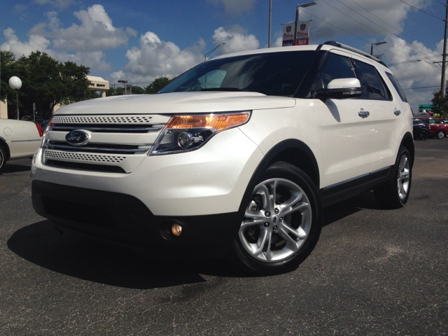 Certified Used Ford Explorer Limited