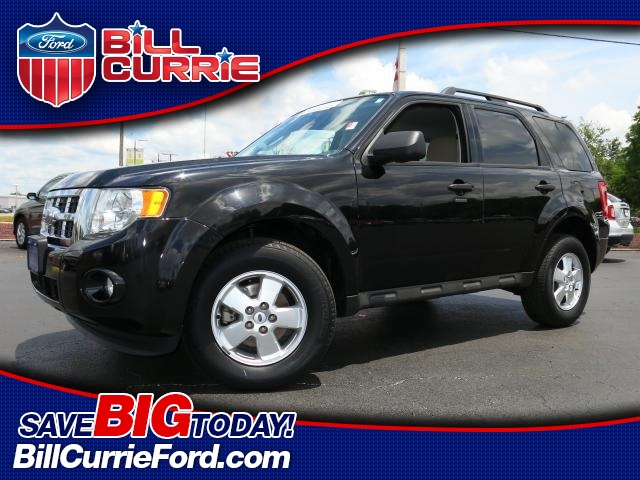 Certified Used Ford Escape XLT