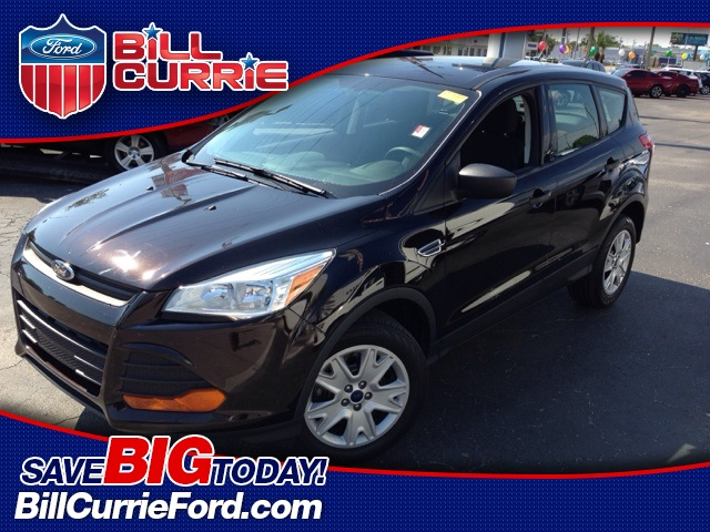 Certified Used Ford Escape SPORT