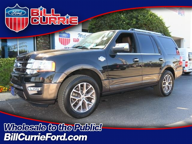 New 2015 Ford Expedition XLT 4D Sport Utility