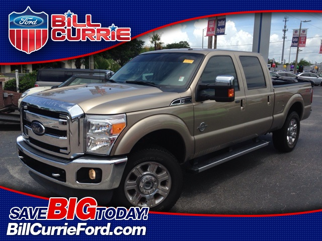 Used Ford F-250SD Lariat