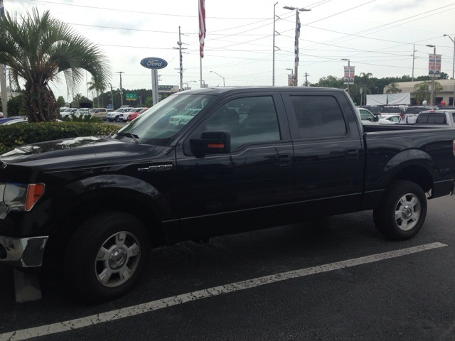 Used Ford F-150 XLT