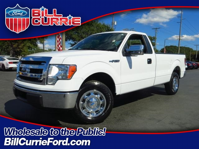 Certified Used Ford F-150 XL POWER 5.0