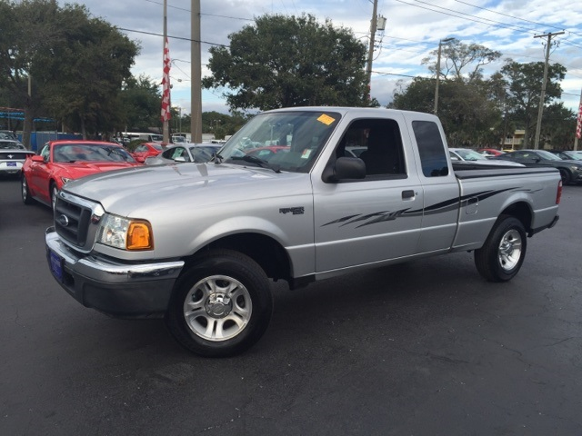 Used Ford Ranger XLT