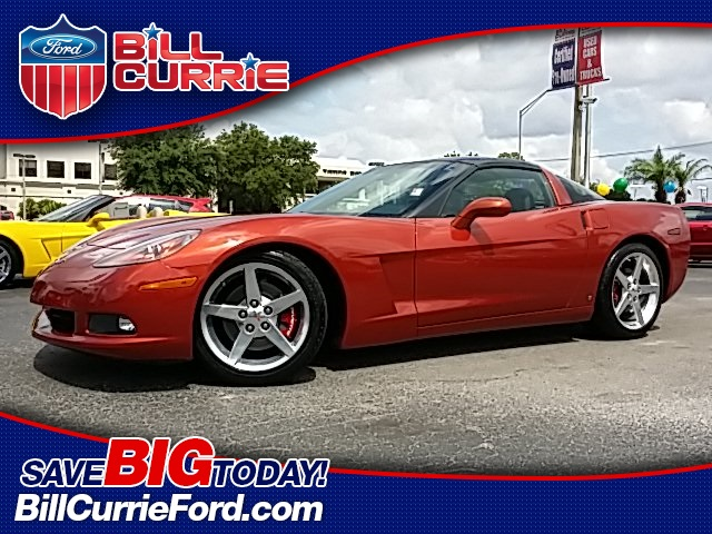 Used Chevrolet Corvette LT1