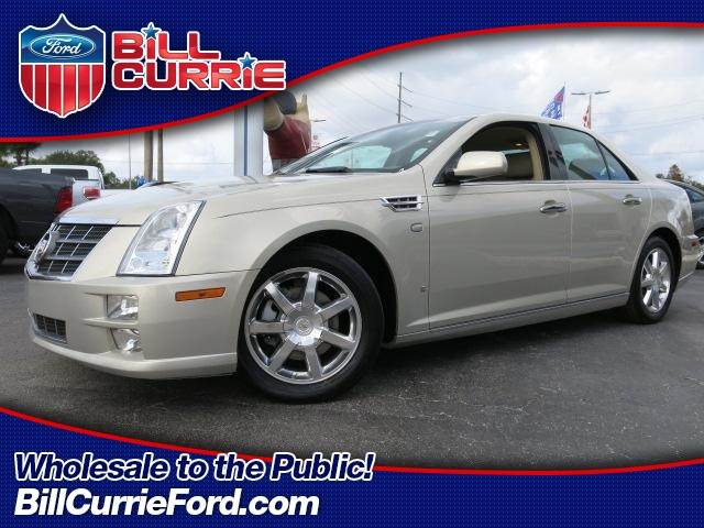 Pre-Owned 2008 Cadillac STS V6 RWD 4D Sedan