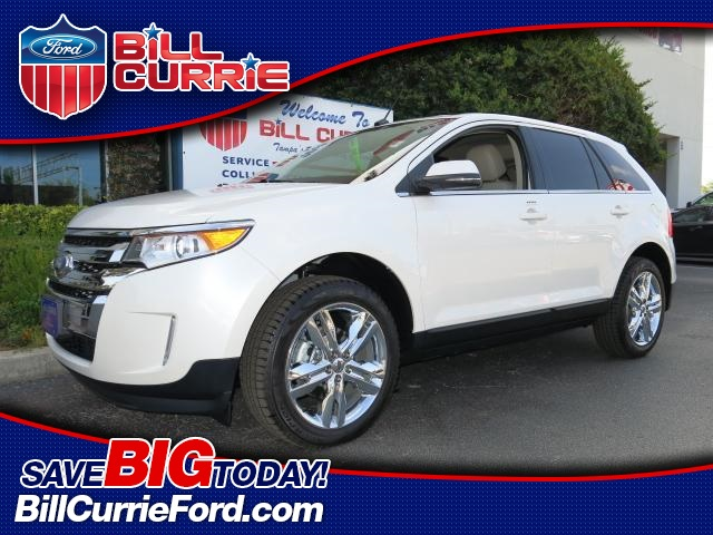 New Ford Edge Limited