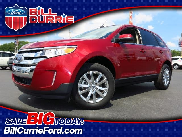 Certified Used Ford Edge Limited