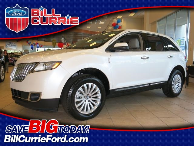 Used Lincoln MKX PLATINUM