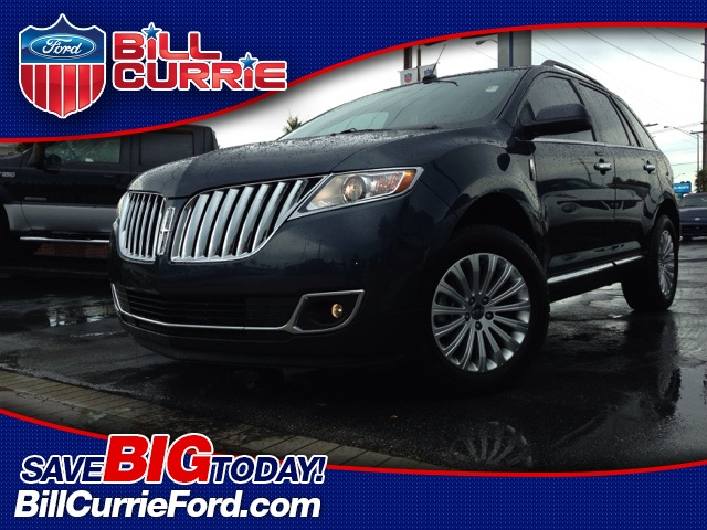 Used Lincoln MKX LUXURY