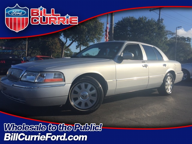 Used Mercury Grand Marquis LS