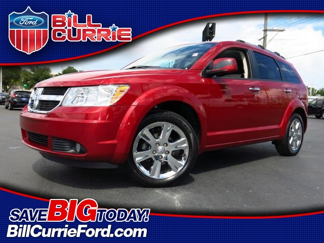 Used Dodge Journey R/T