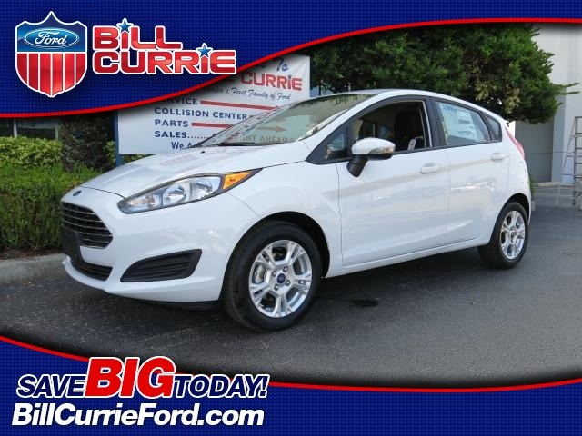 New Ford Fiesta SE