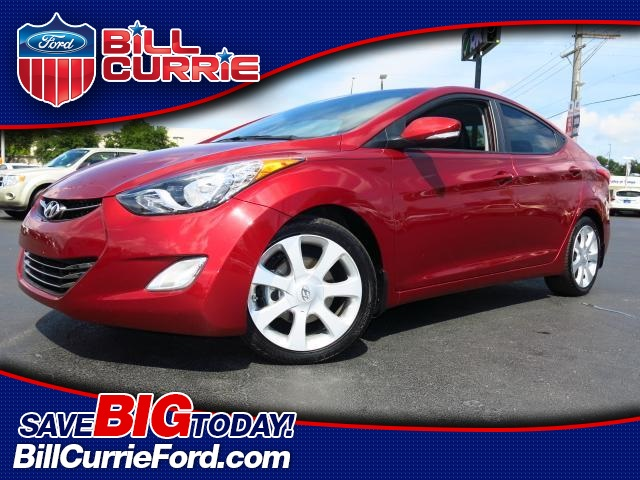 Used Hyundai Elantra Limited