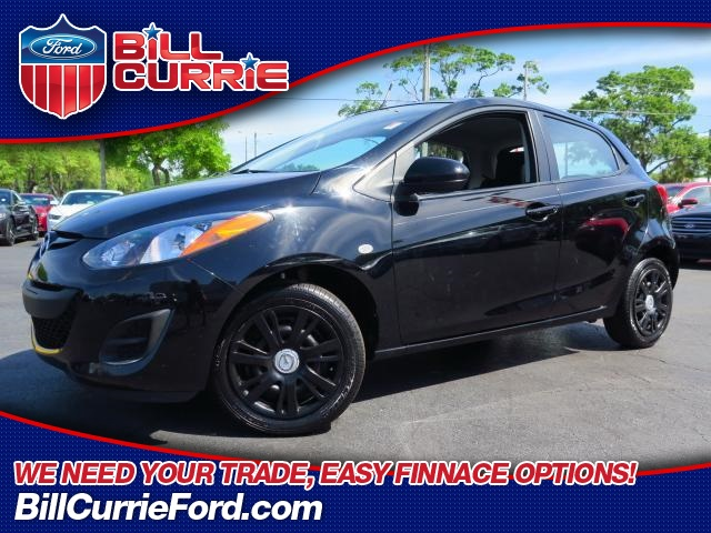 Pre-Owned 2013 Mazda Mazda2 Sport SPORT HATCH BACK! FWD 4D Hatchback