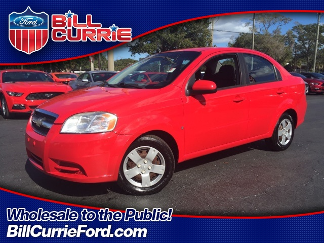 Used Chevrolet Aveo 1LT