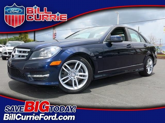 Used Mercedes-Benz C-Class C250