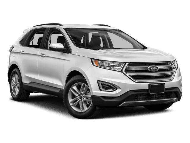 New Ford Edge Titanium